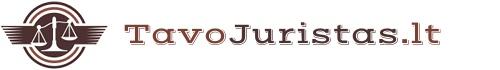 Tavo Juristas Logo